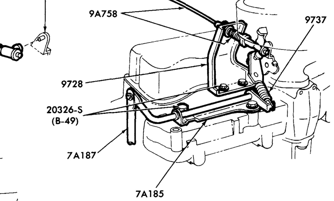 Ford C6 Transmission    Diagram     camizu