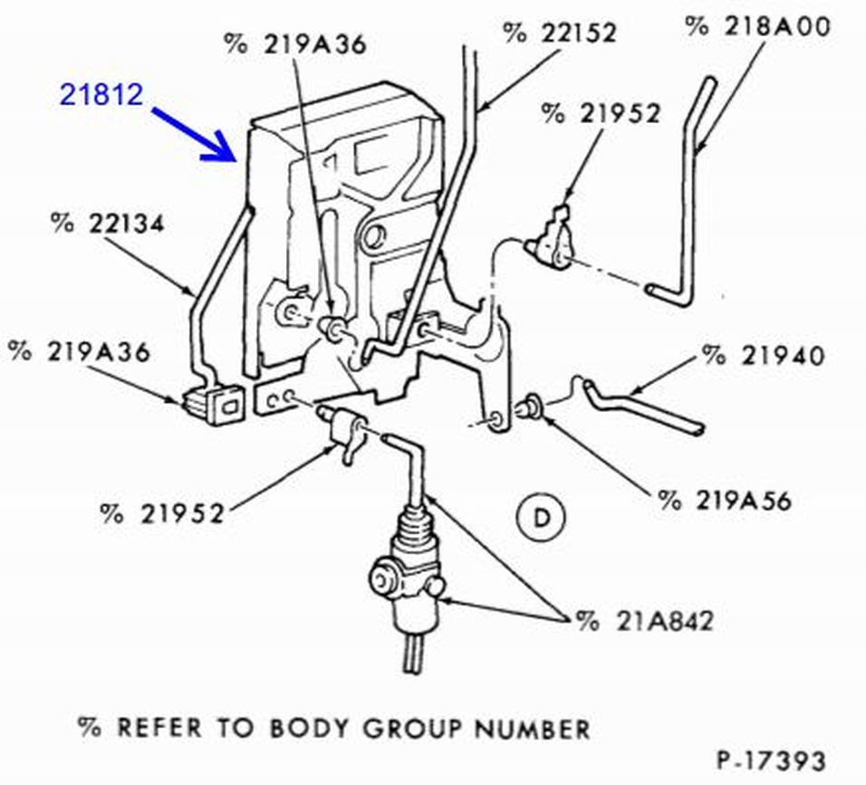 ford f150 tailgate parts diagram html