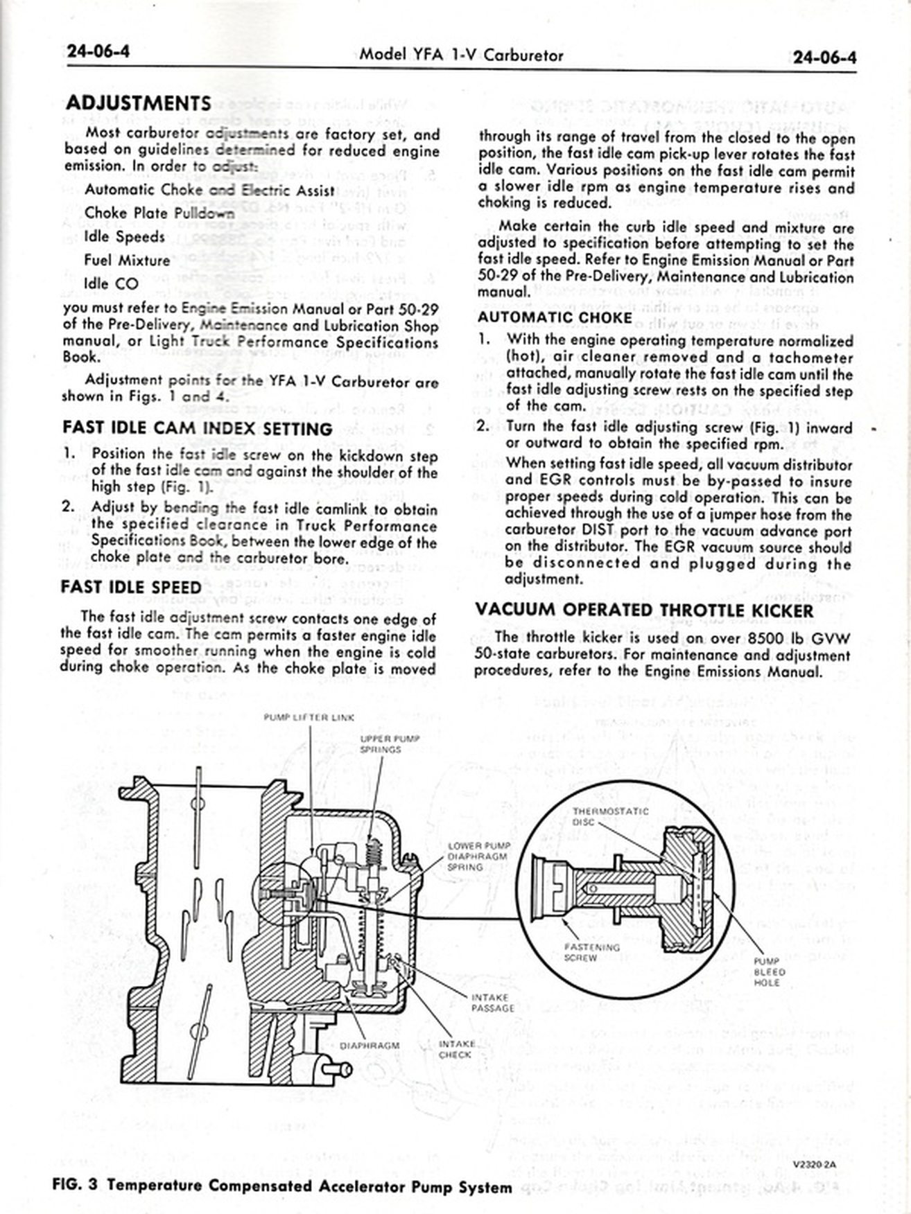 Carter Yfa 1bbl Garys Garagemahal The Bullnose Bible Ford 460 Starter Wiring Diagram Picture