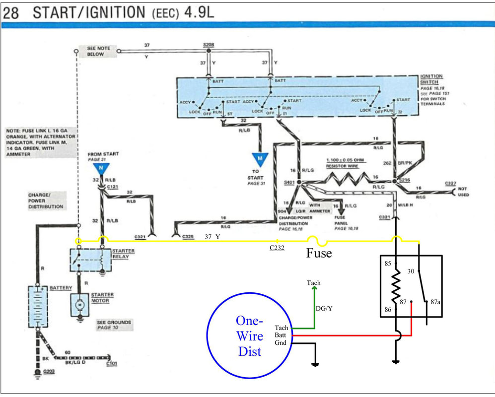 Ignition Wiring Diagram As Well Ford Duraspark Ignition Wiring Diagram